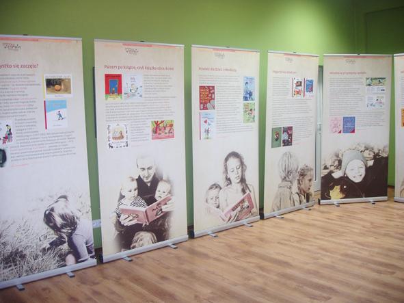 zdjecie wystawy Dziecko w centrum. Szwedzka literatura dziecięca