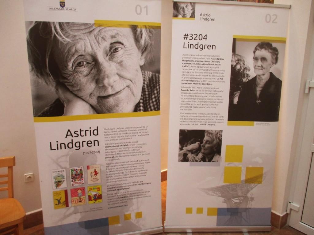 zdjęcie Wystawa poświęcona Astrid Lindgren